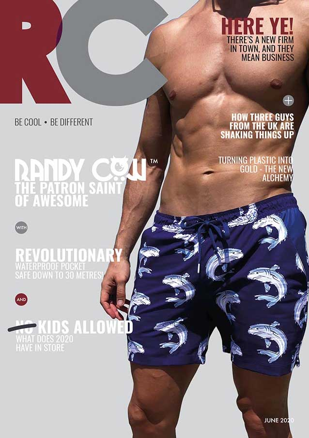 Randy Cow