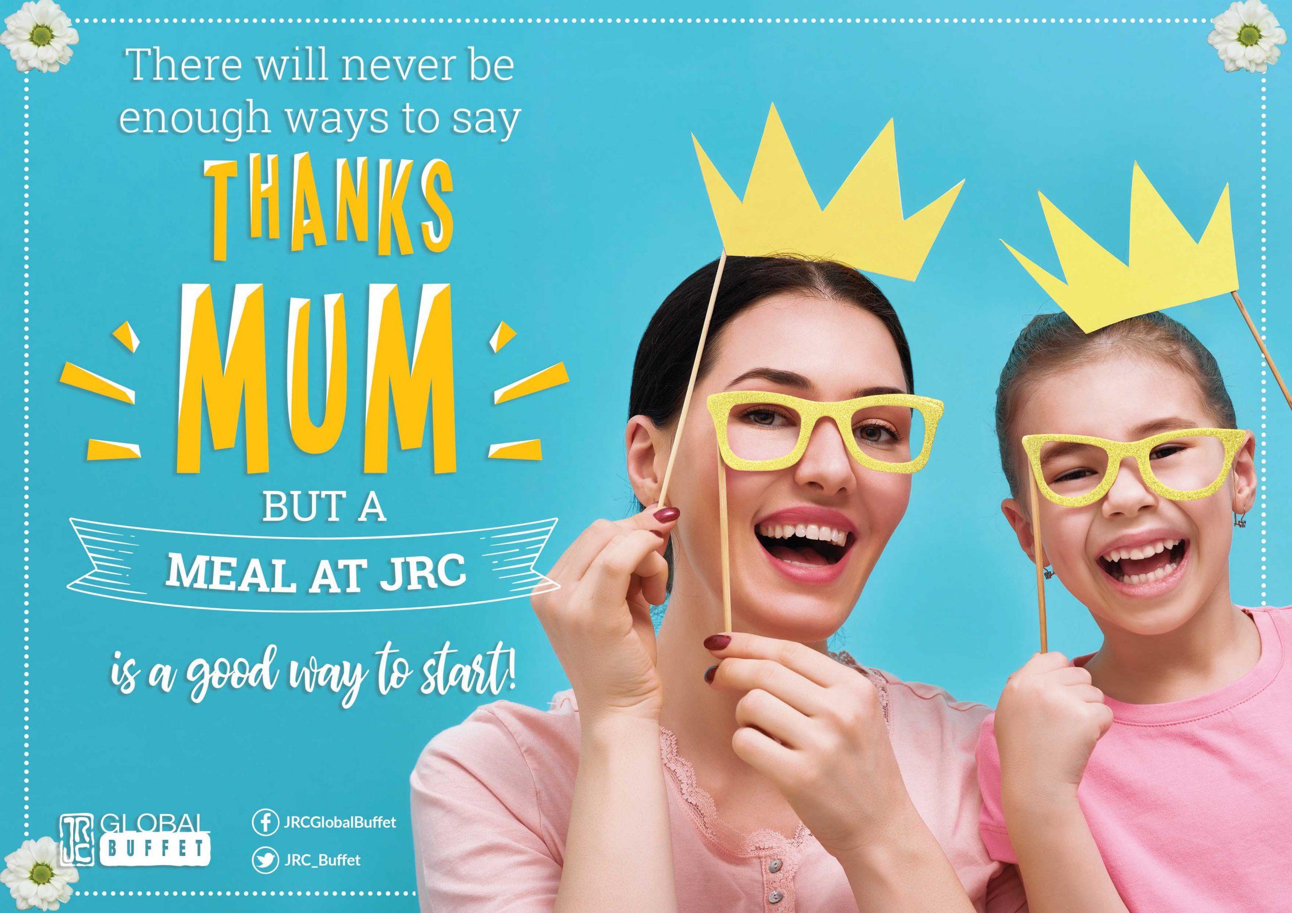 JRC Mother's Day Mat
